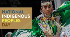 Happy National Indigenous Peoples Day!